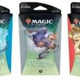 Wizards of the Coast Zendikar Rising Theme Booster (various)