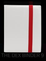 Dex Protection Dex Binder 9 White