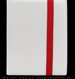 Dex Protection Dex Binder 9 White