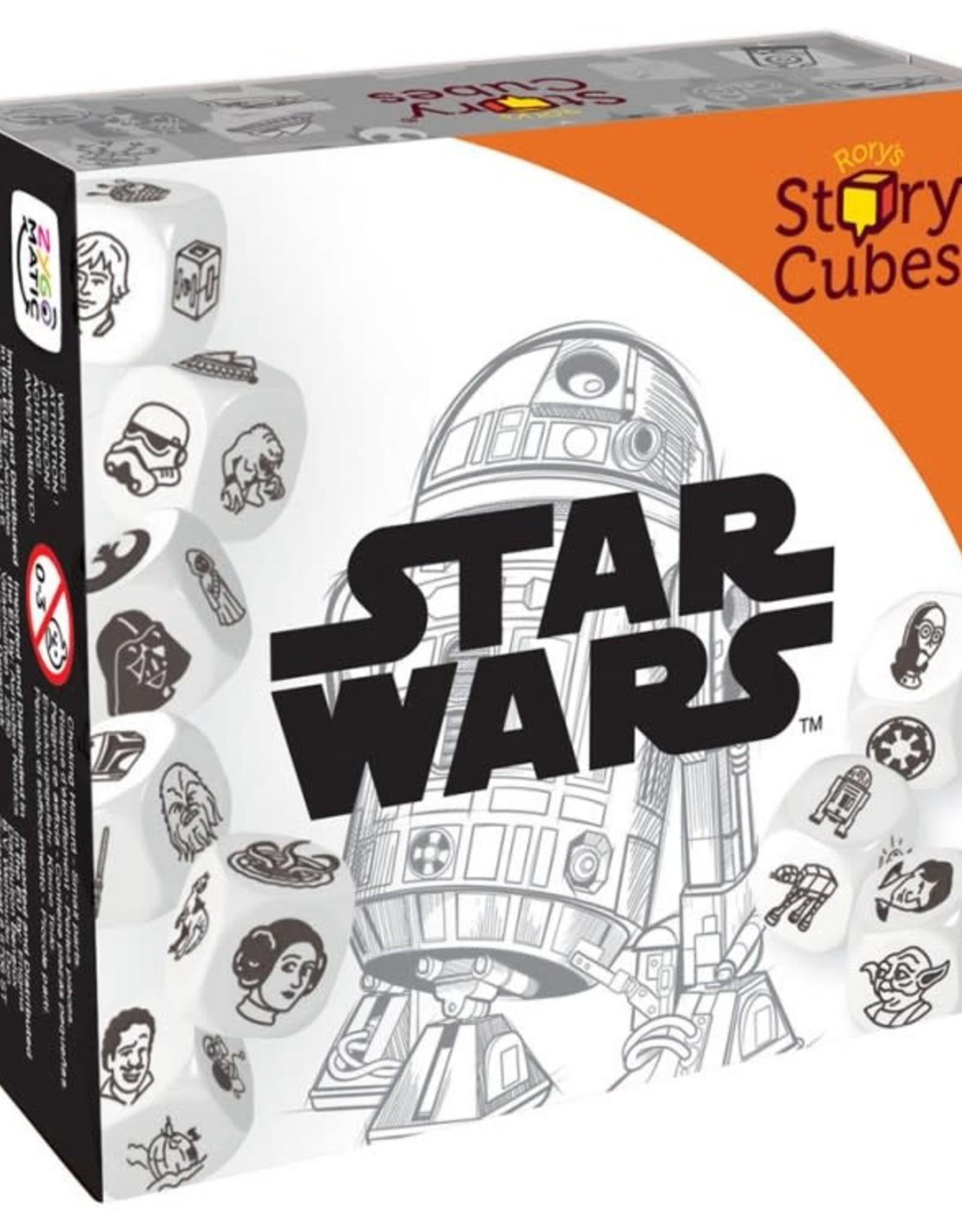 Asmodee Star Wars: Rory's Story Cubes (Box)
