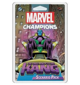 Fantasy Flight Games Marvel LCG: The Once and Future Kang Scenario Pack