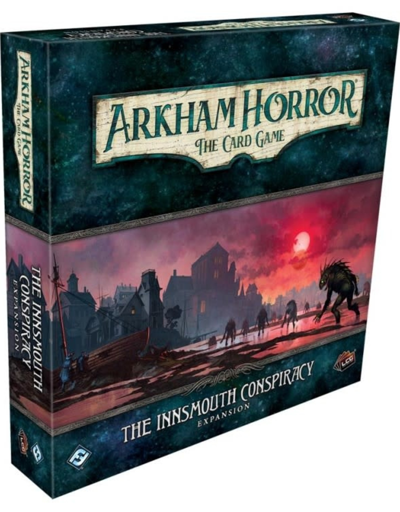 Fantasy Flight Games AH LCG: Innsmouth Conspiracy Deluxe Expansion [preorder]