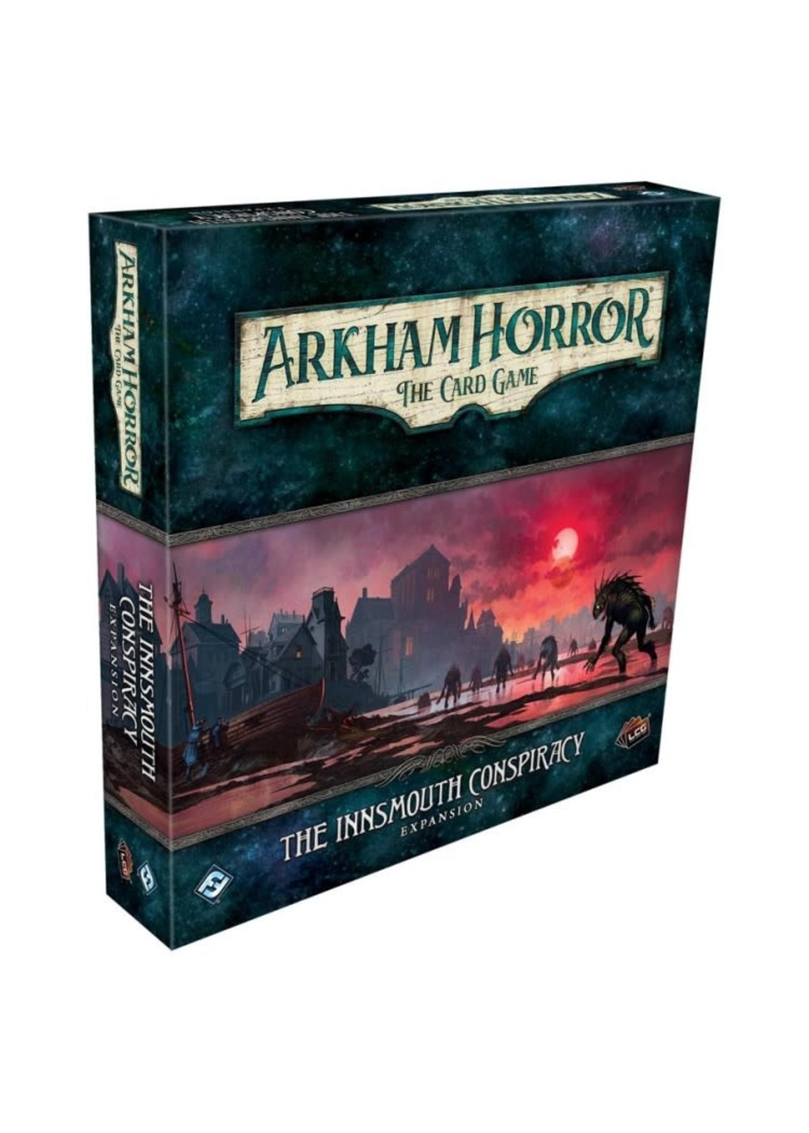 Fantasy Flight Games AH LCG: Innsmouth Conspiracy Deluxe Expansion [preorder]