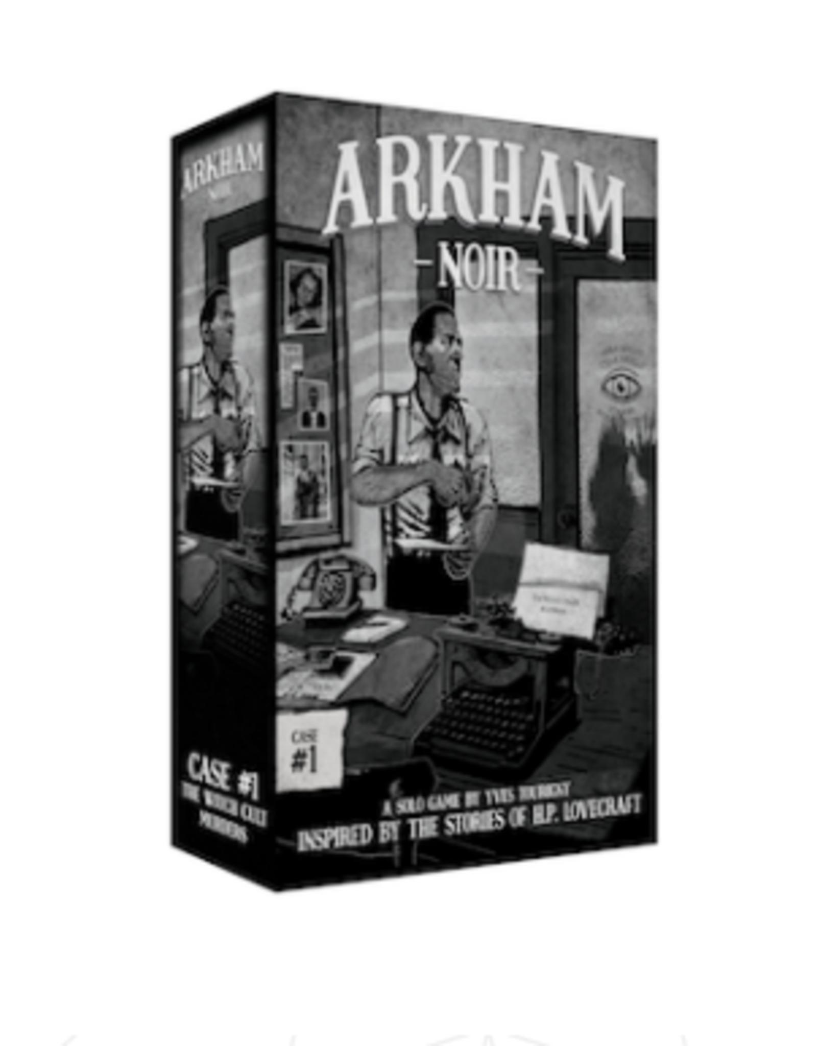 Ludonova Arkham Noir