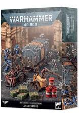 Games Workshop BATTLEZONE MANUFACTORUM: CONSERVATORS