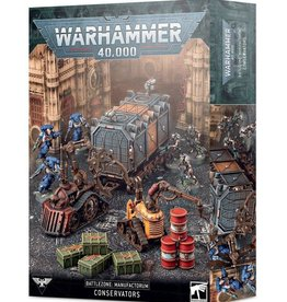 Games Workshop Battlezone: Manufactorum Conservators
