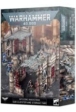 Games Workshop Battlezone: Manufactorum Sub-Cloister and Storage Fane