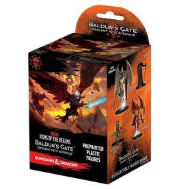 WizKids D&D Icons of the Realms: Baldur's Gate Blister Box