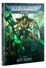 Games Workshop 9th Edition CODEX: NECRONS (HB) (ENGLISH)