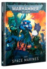 Games Workshop 9th edition CODEX: SPACE MARINES (HB) (ENGLISH)