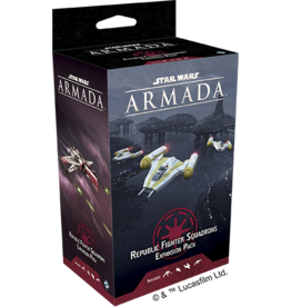 Fantasy Flight Games Star Wars Armada: Republic Fighter Squadrons Expansion Pack [preorder]