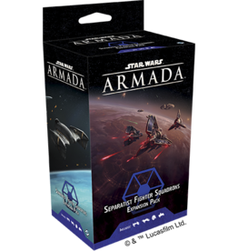 Fantasy Flight Games Star Wars Armada: Separatist Fighter Squadrons Expansion Pack [preorder]