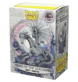 Arcane Tinmen Dragon Shield Art Matte: Word of the God Hand (100)