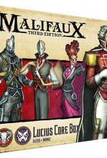 Wyrd Malifaux: Guild: Lucius Core Box