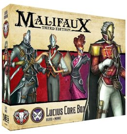 Wyrd Malifaux: Guild: Lucius Core Box