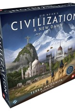 Fantasy Flight Games Civilization New Dawn: Terra Incognita Expansion