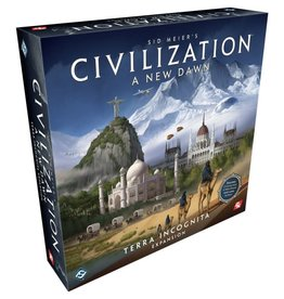 Fantasy Flight Games Civilization New Dawn: Terra Incognita Expansion