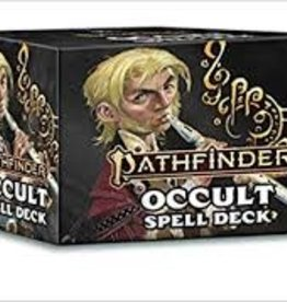 PAIZO Pathfinder 2E: Spell Cards - Occult