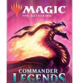 Wizards of the Coast Commander Legends Collector Booster Pack