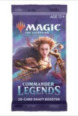 Wizards of the Coast Commander Legends Draft Booster Pack [Preorder]