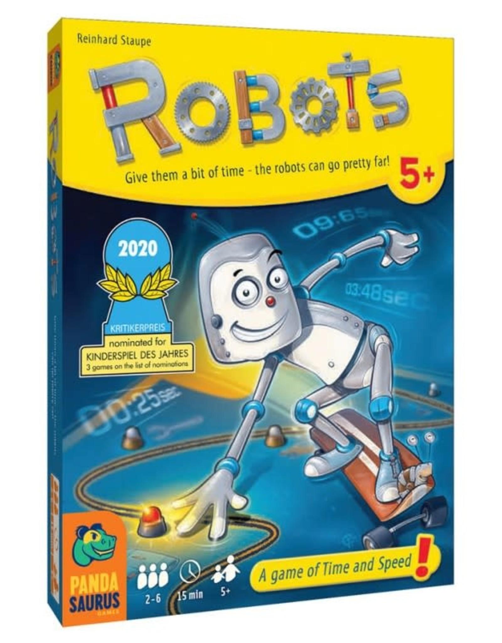 Pandasaurus Games Robots