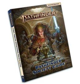 PAIZO Pathfinder 2E: Lost Omens: PF Society Guide