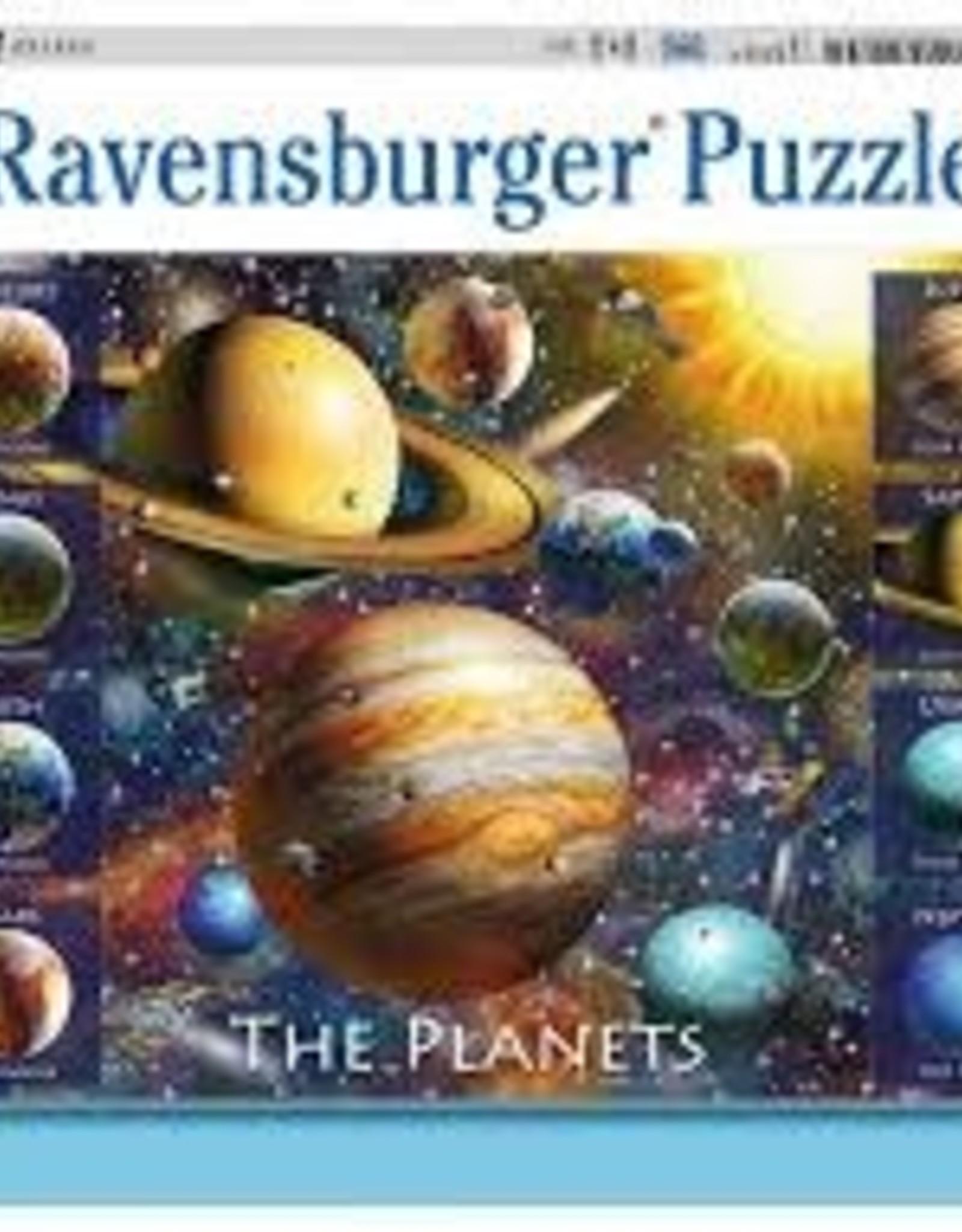 Ravensburger 100pc XXL puzzle The Planets
