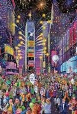 Ravensburger 500pc puzzle New Years in Times Square