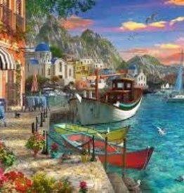 Ravensburger 1000pc puzzle Grandiose Greece