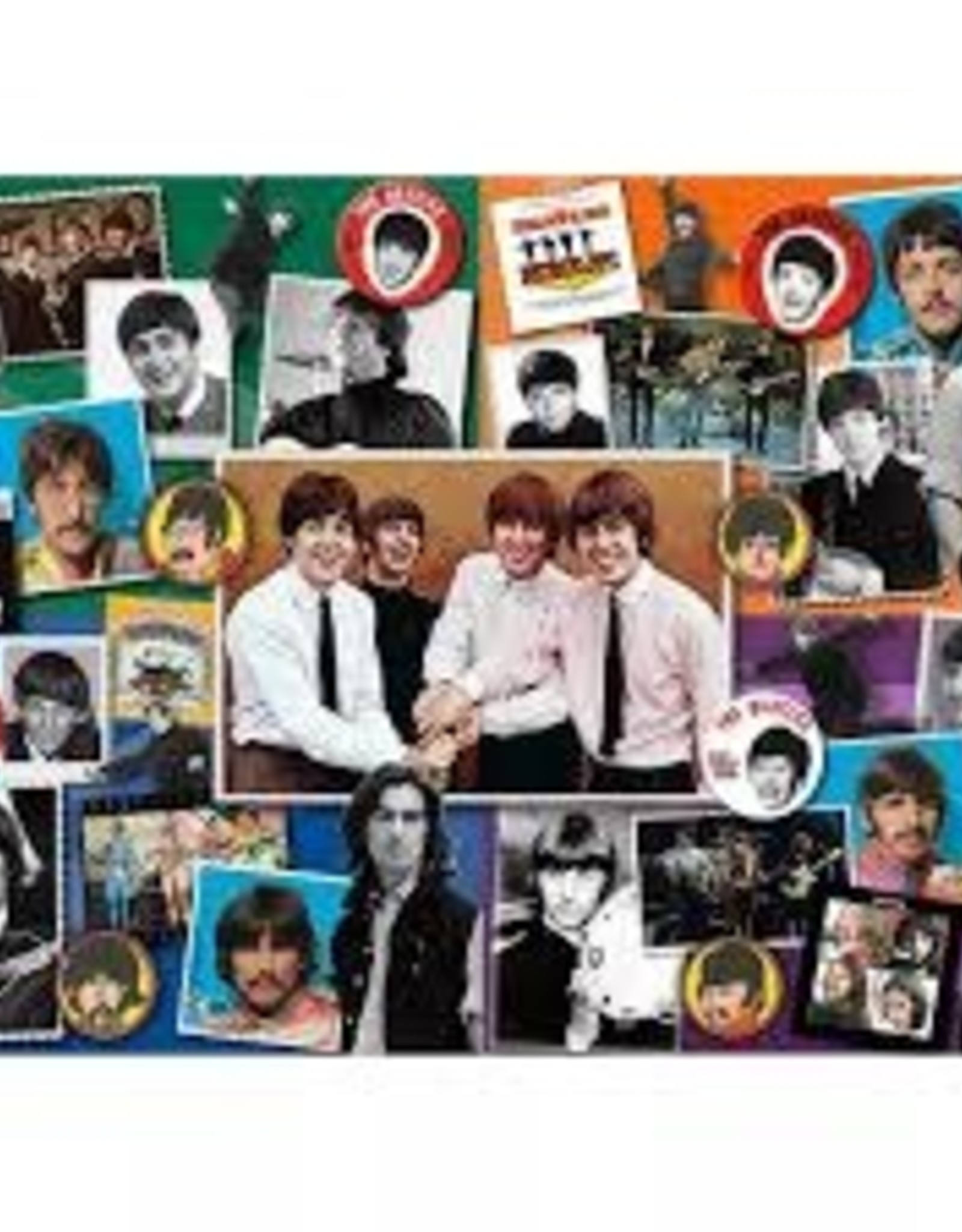 Ravensburger 1000pc puzzle The Beatles Anthology Anniversary