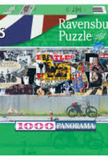 Ravensburger 1000pc puzzle The Beatles Anthology Wall