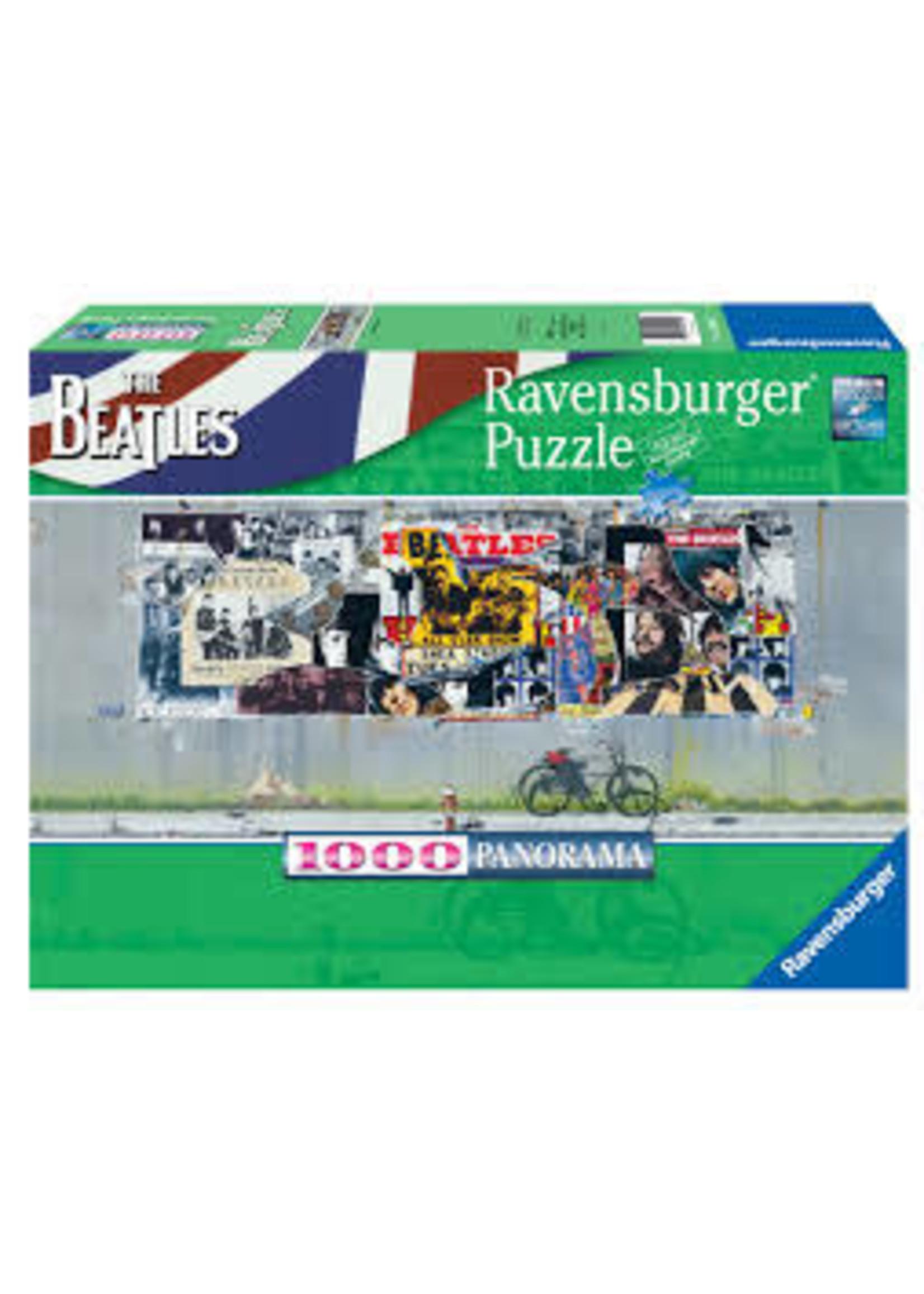 Ravensburger 1000pc puzzle The Beatles Anthology Wall