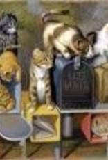 Ravensburger 300pc LF puzzle Cat's Got Mail