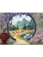 Ravensburger 300pc LF puzzle Into  a New World