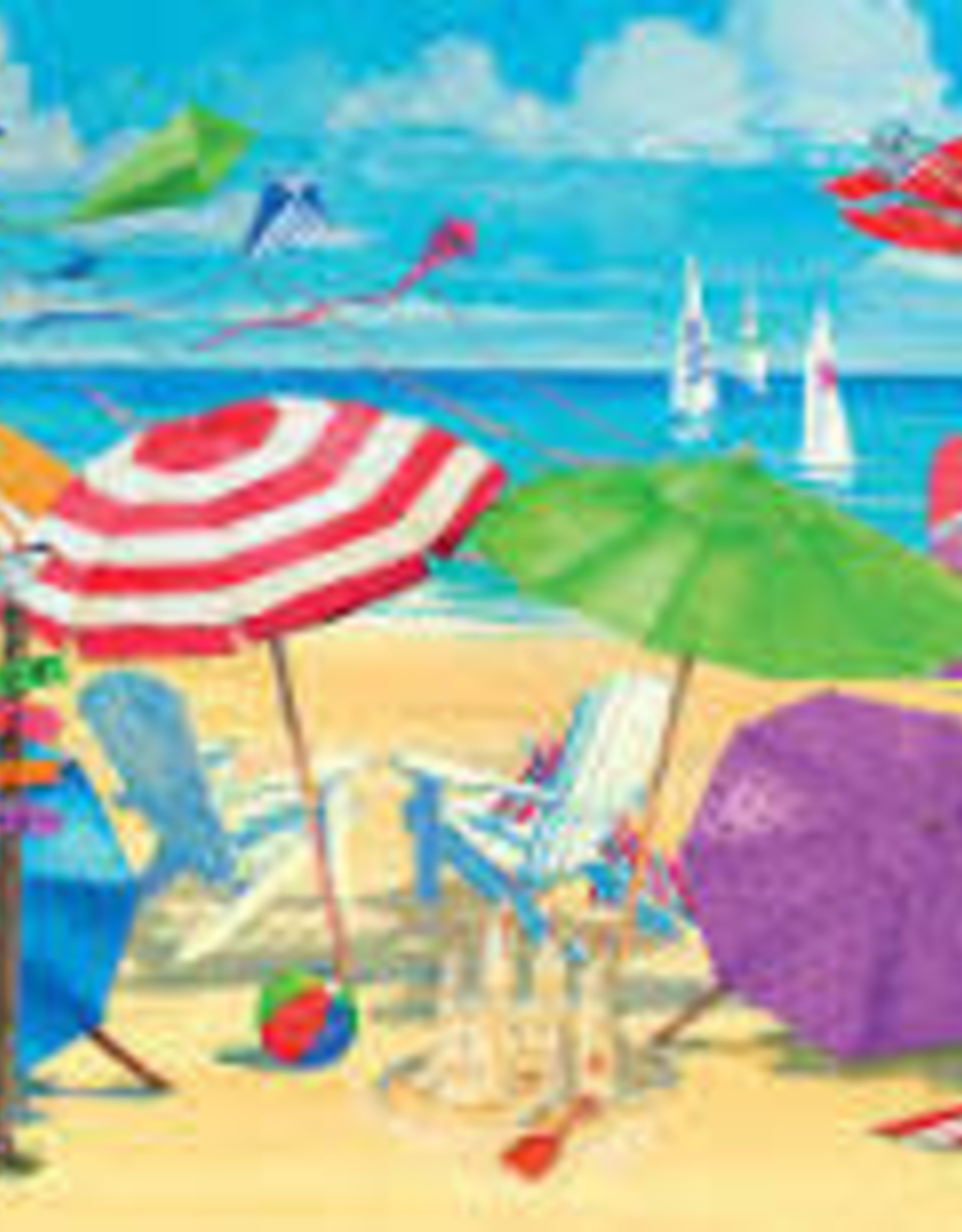 Ravensburger 300pc LF puzzle Meet Me at the Beach