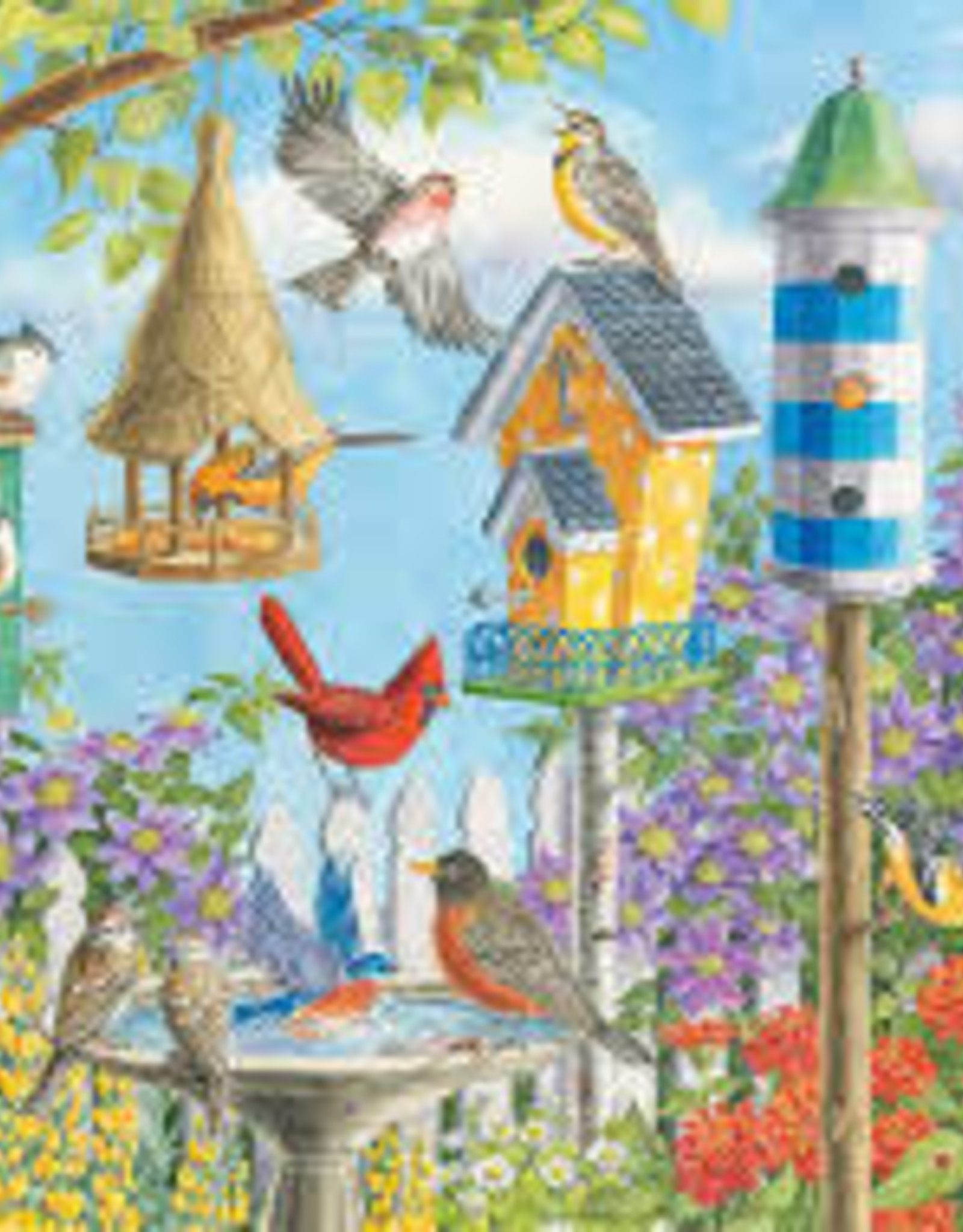 Ravensburger 300pc LF puzzle Home Tweet Home