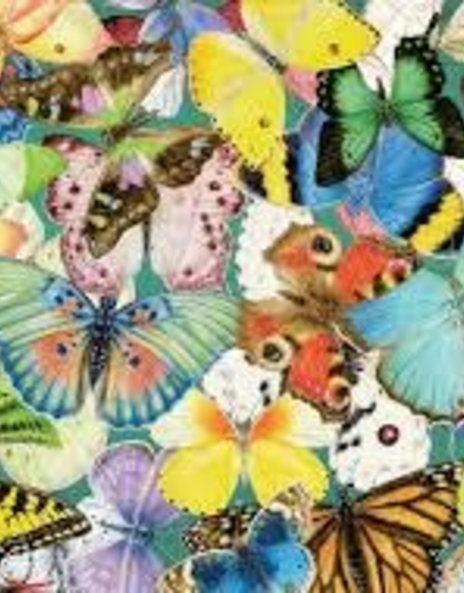 Ravensburger 500pc LF puzzle Butterflies