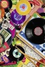 Ravensburger 500pc LF puzzle Viva le Vinyl!