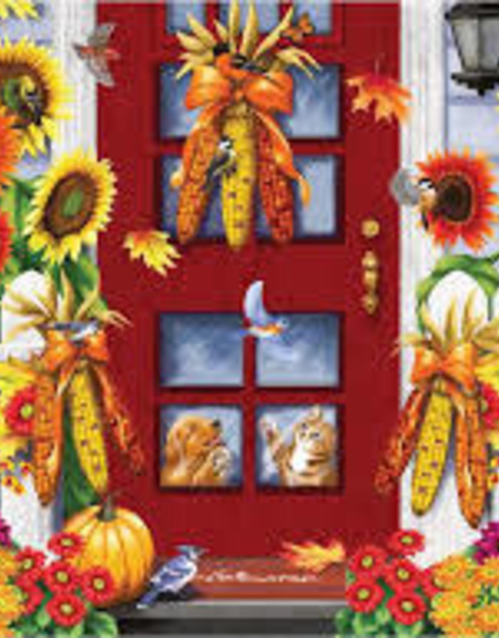 Ravensburger 500pc LF puzzle Autumn Birds