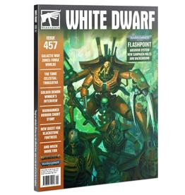 Games Workshop White Dwarf #457