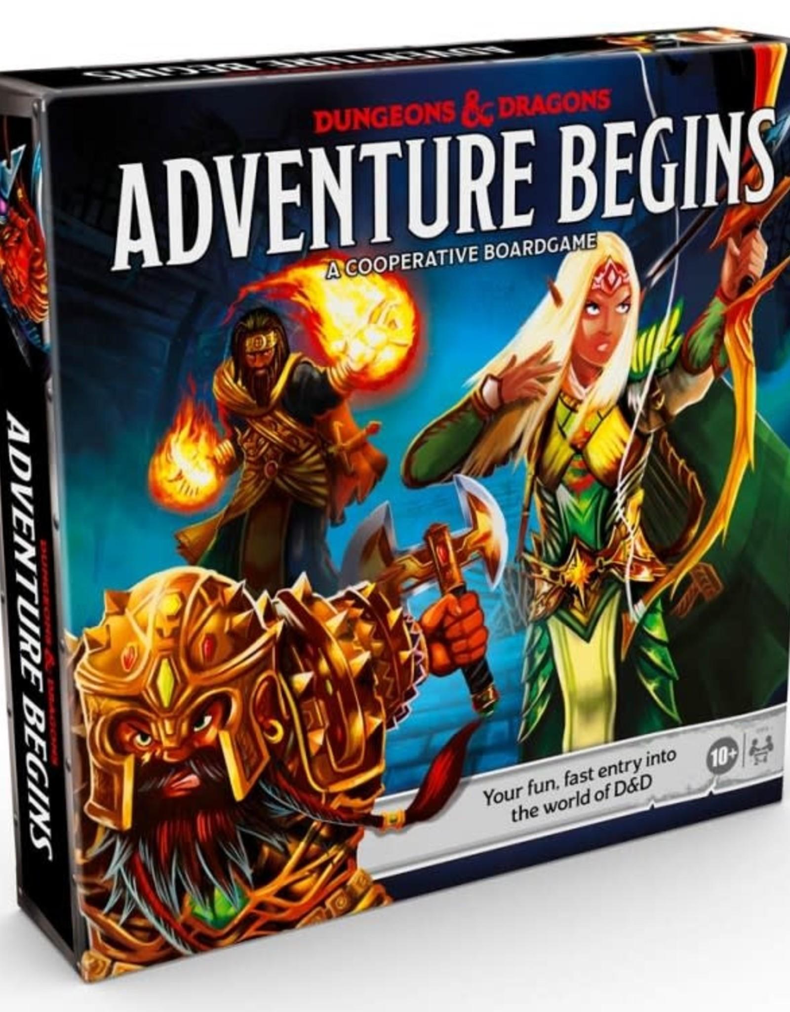 RENTAL - D&D Adventure Begins 2 lb 7.4 oz