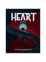 ROWAN, ROOK AND DECARD Heart: The City Beneath