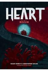ROWAN, ROOK AND DECARD Heart: The City Beneath [preorder]