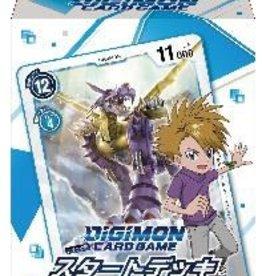 BANDAI Digimon TCG: Starter Deck - Cocytus Blue  [Preorder]