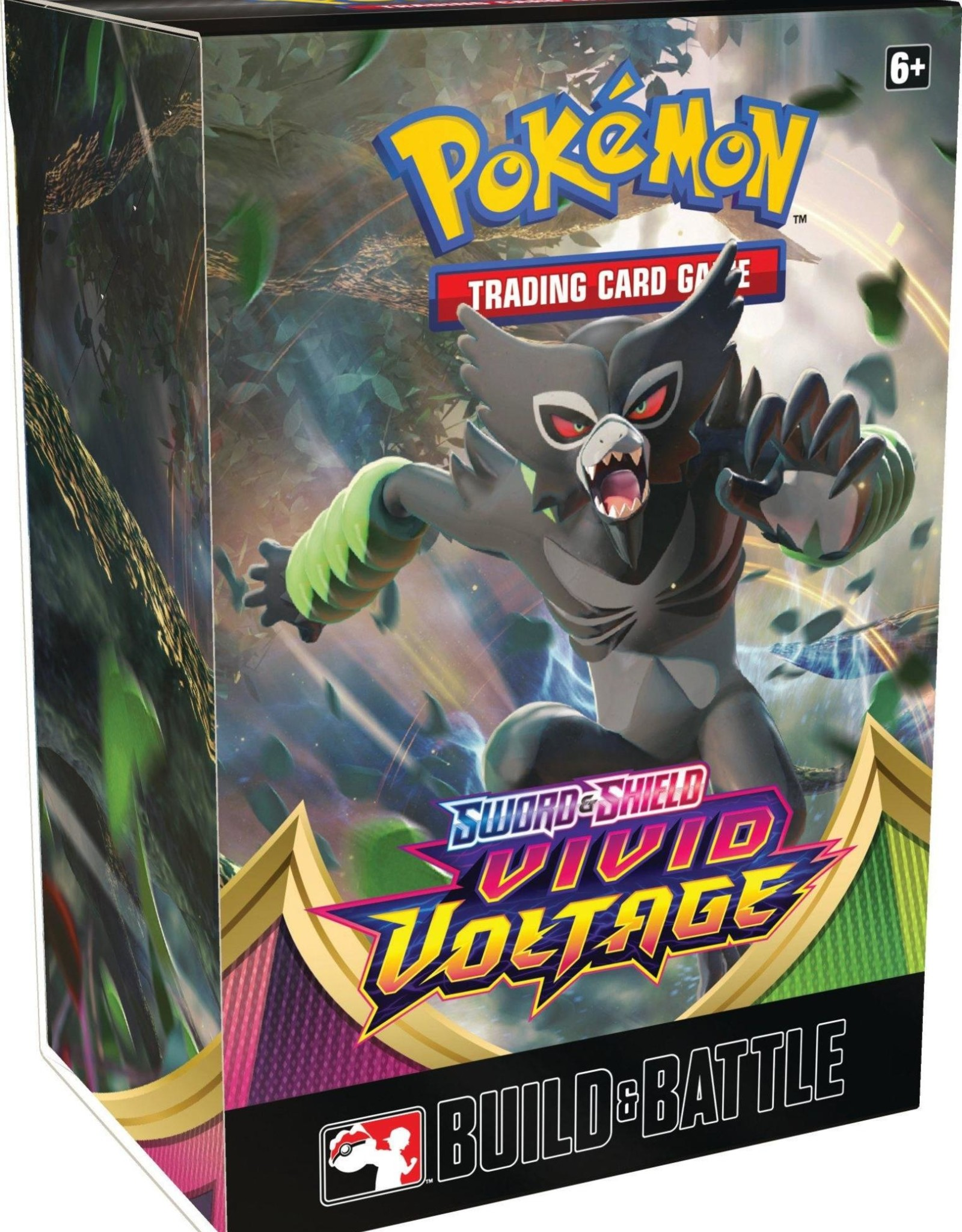 Pokemon Pokémon TCG: Sword & Shield - Vivid Voltage Prerelease