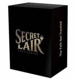 Wizards of the Coast MtG: Secret Lair: The Path Not Traveled