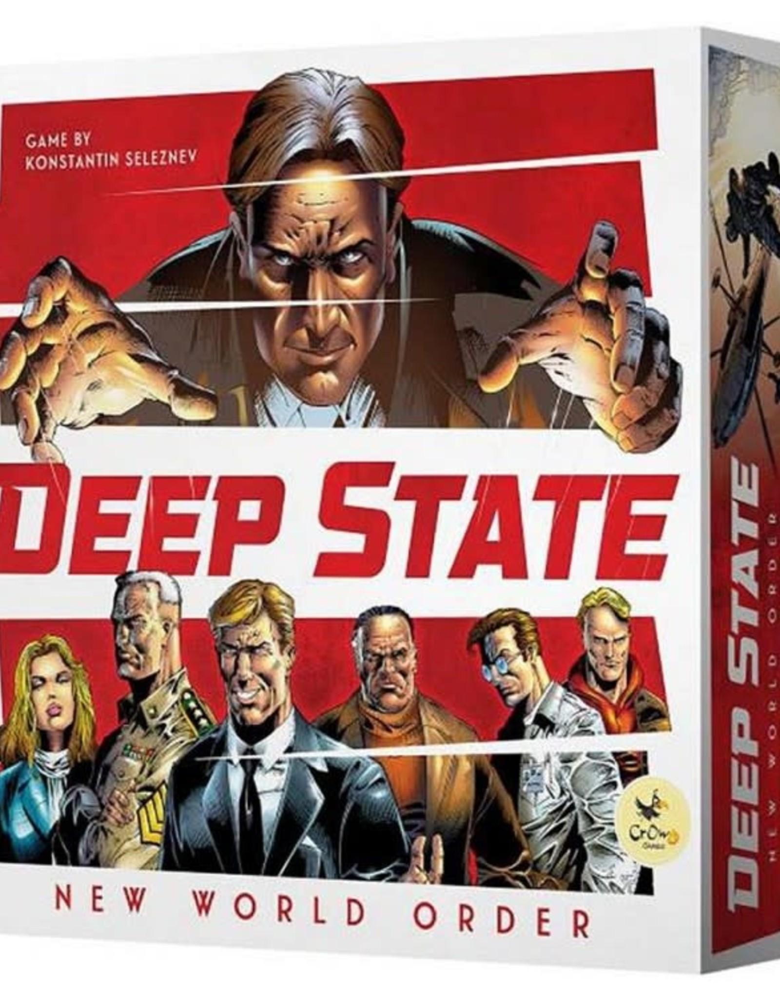 RENTAL - Deep State 2 lb 2.8 oz