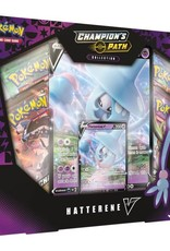 Pokemon Pokemon Champion's Path : Hatterene V