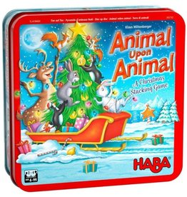 HABA Animal Upon Animal Christmas