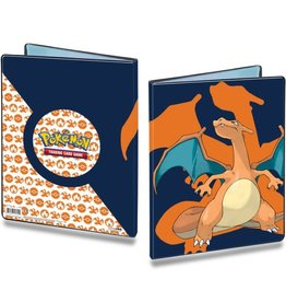 Ultra Pro Pokemon Binder: 9pkt: Portfolio: Charizard